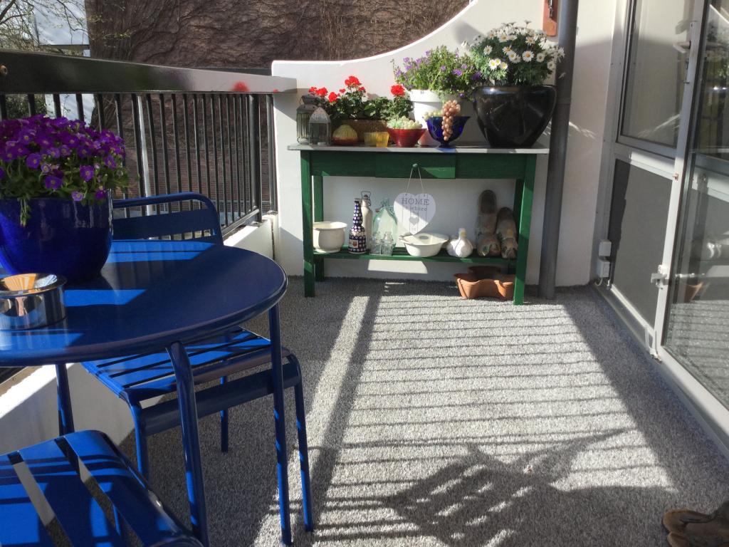Tapijt Voor Balkon : Kunstgras projecten en voorbeelden garden sense kunstgras brabant