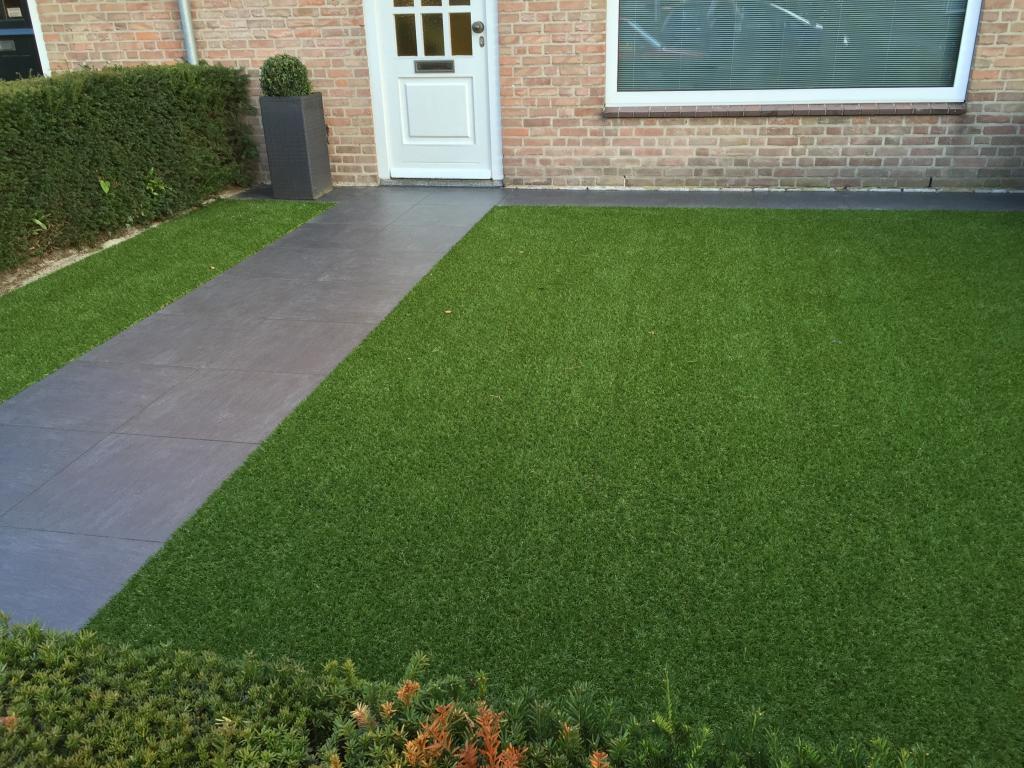 Kunstgras projecten en voorbeelden   Garden Sense Kunstgras Brabant