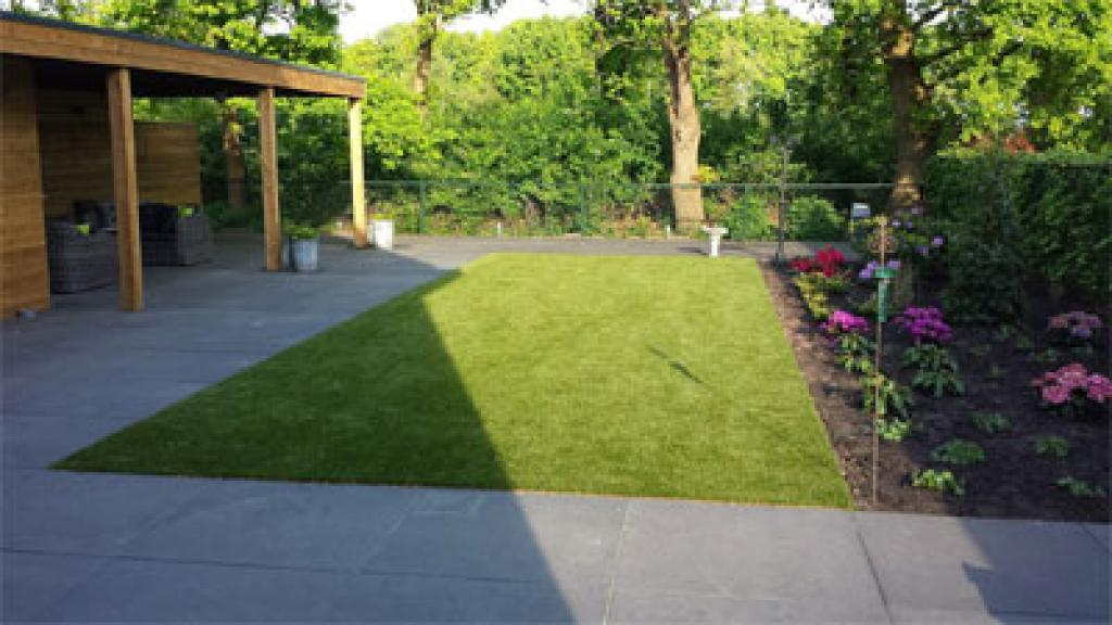 Gras In Tuin : Kunstgras projecten en voorbeelden garden sense kunstgras brabant