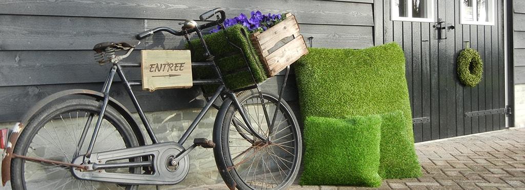Welkom bij Garden Sense Kunstgras Brabant