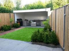 Verschillende toepassingen van kunstgras garden sense kunstgras